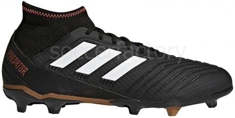 1c5e0bab32a6d Botas de Fútbol adidas Predator 18.3 FG CP9301