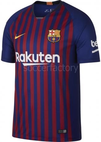 49070e6717054 Camisetas Nike 1ª Equipación FC Barcelona 2018-19 894430-456