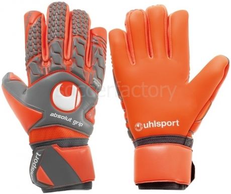 Guantes Uhlsport Aerored Absolutgrip HN 101105502 ef719baef2a7d