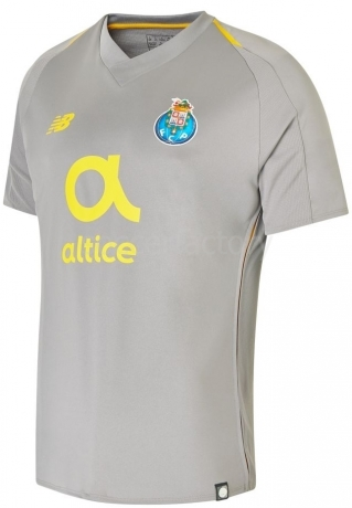 fd7bb4b458db9 Camisetas New Balance 2ª equipación F.C. Oporto 2018-19 MT830121-FNG