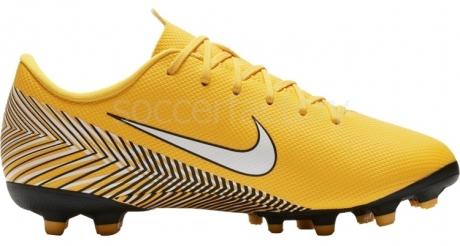 ... cheap price b379a 22a4c Bota Nike Mercurial Vapor XII Academy GS Neymar  FG MG Junior ... f645e77c713ac