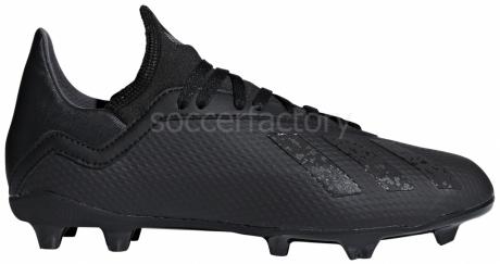 Botas de Fútbol adidas X 18.3 FG Junior DB2437 cb54288d2b6ac