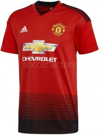 Camisetas adidas 1ª Equipación Manchester United FC 2018-19 CG0040 aceec15673425