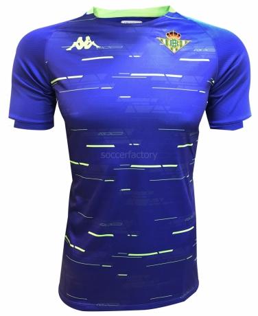 Camisetas Kappa Entrenamiento Real Betis 2018-2019 304JVF0-903 456e6227d544a
