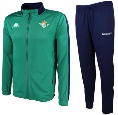 Chándals Kappa Real Betis 2018-2019 Junior 304LZ40-904JR ce03e29d6dce3