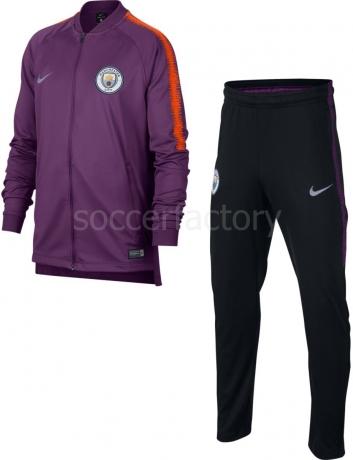 Chandal Nike Manchester City 2018-2019 Junior