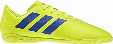 b4acc4bcfa343 Fútbol Sala adidas. Zapatilla adidas Nemeziz 18.4 IN Junior