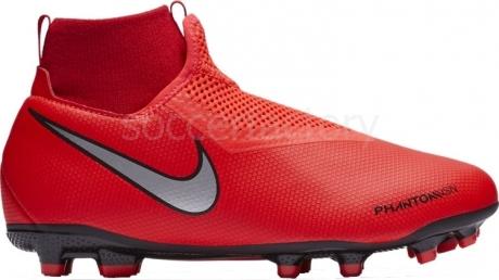 0687f58d5873c Botas de Fútbol Nike Phantom Vision Academy DF MG Junior AO3287-600
