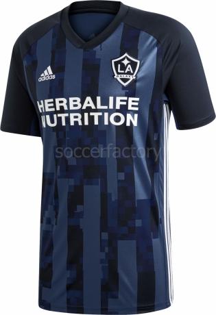 Camiseta adidas 2ª equipación LA Galaxy 2018-2019