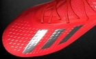 Botas de Fútbol adidas X Rojo / Plata