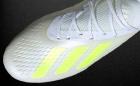 Botas de Fútbol adidas X Blanco / Amarillo Flúor