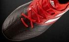 Botas de Fútbol adidas ACE Rojo / Negro