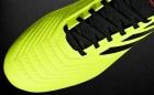 Botas de Fútbol adidas Predator Amarillo Flúor / Negro