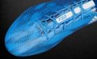 Botas de Fútbol adidas Adizero Celeste / Violeta
