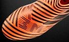 Botas de Fútbol adidas NEMEZIZ Negro / Naranja