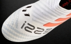 Botas de Fútbol adidas NEMEZIZ Messi Blanco / Naranja Flúor