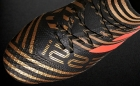 Botas de Fútbol adidas NEMEZIZ Messi Negro / Oro