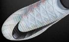 Botas de Fútbol Nike Mercurial Blanco / Negro