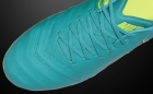 Botas de Fútbol Nike Tiempo Turquesa / Amarillo Flúor