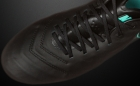 Botas de Fútbol Nike Tiempo Negro / Turquesa