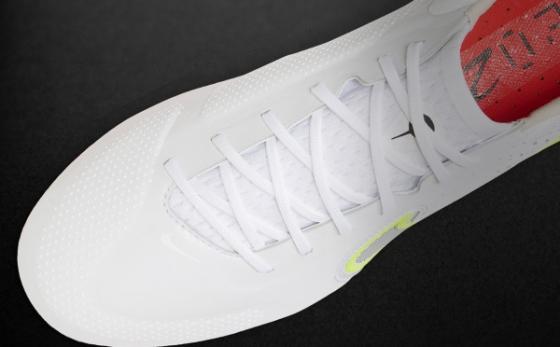 Botas de Fútbol Nike Tiempo Blanco / Blanco