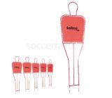 de Fútbol JS Jugador Barrera 180 cms. 0012601