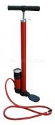 Compresor de Fútbol JS Bomba de pie acumulador y manómetro 0004082