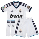 Camiseta de Fútbol ADIDAS Real Madrid mini-kit 2012-2013 W41883