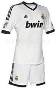 Camiseta de Fútbol ADIDAS Real Madid bebe 2012-2013 W41900