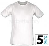 Camiseta de Fútbol NOCAUT Nocaut (Pack 5 unidades) 06248-0999