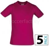 Camiseta de Fútbol NOCAUT Nocaut (Pack 5 unidades) 06248-0099