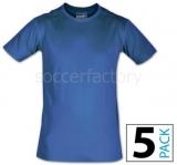 Camiseta de Fútbol NOCAUT Nocaut (Pack 5 unidades) 06248-0777