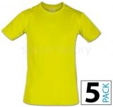 Camiseta de Fútbol NOCAUT Nocaut (Pack 5 unidades) 06248-0192