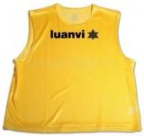 Peto de Fútbol LUANVI Peto (pack 5 unidades) 06268-0033