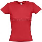 Camiseta de Fútbol SOLS Miss (Mujer) 11386-145