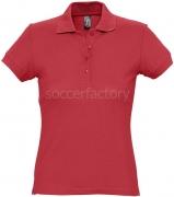 Polo de Fútbol SOLS Passion (femenino) 11338-145