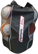 Portabalones de Fútbol FUTSAL Saco porta balones A750