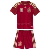 Camiseta de Fútbol ADIDAS Minikit Selección española 2014 G85238