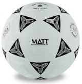 Balón Fútbol de Fútbol MATT S5 Picos 5153