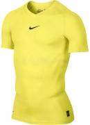 de Fútbol NIKE Pro Combat Lightweight Seamless Short-Sleeve 587913-700