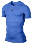 de Fútbol NIKE Pro Combat Lightweight Seamless Short-Sleeve 587913-493
