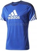 Camiseta de Fútbol ADIDAS Sereno 14 TRG F49699