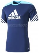 Camiseta de Fútbol ADIDAS Sereno 14 TRG F49701