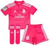 Camiseta de Fútbol ADIDAS Minikit Real Madrid 2014-2015 M37326
