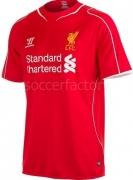 Camiseta de Fútbol WARRIOR Liverpool 2014-2015 WSTM400