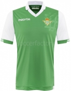 Camiseta de Fútbol MACRON Real Betis 2014-2015   2ª Equipación 58065147
