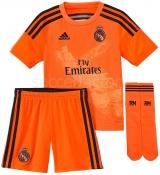 Camiseta de Fútbol ADIDAS Portero Real Madrid 2014-2015 3ª equipación M37486
