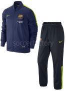 Chandal de Fútbol NIKE F.C.Barcelona 2014-2015 sideline Knit Wup 610453-421