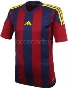 Camiseta de Fútbol ADIDAS Striped 15 S16141