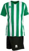 Equipación de Fútbol LUANVI New Listada P-07248-0050